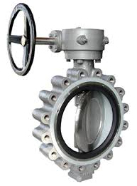 eccentric butterfly valve