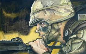 army artwork