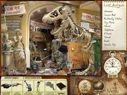 Screenshots from Hidden Relics