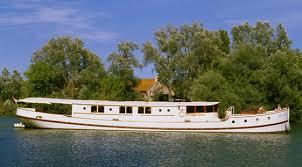 luxury barge