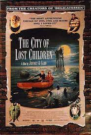city of lost children poster