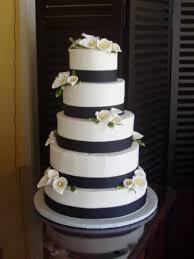 wedding cake ribbons