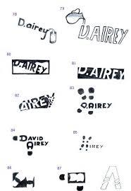 name sketches