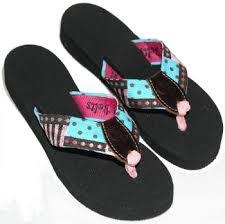 preppy flip flop