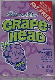 grape candies