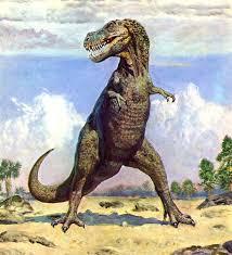 t rex dinosaurio