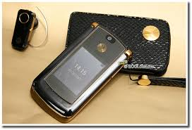 motorola v8 luxury gold