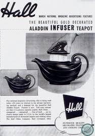 halls teapots