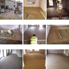 cement screed
