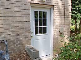 exterior door molding