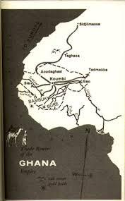 ghana gold trade