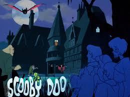 scooby doo cartoon movie