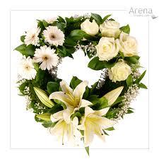 flower funeral