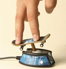 skate de dedo