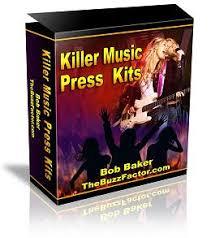 music press kits