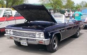 chevy impala 66
