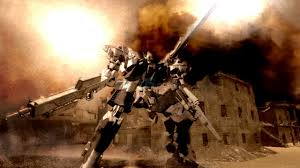 armored core for
