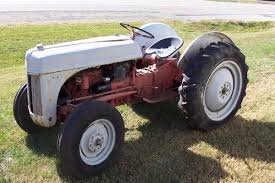 ford tractors 8n