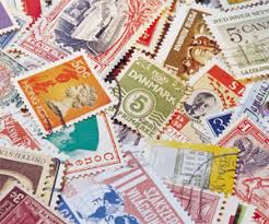 postage stamps collecting