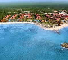 barcelo maya resort map