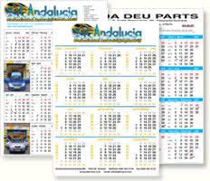 jaarkalender 2010
