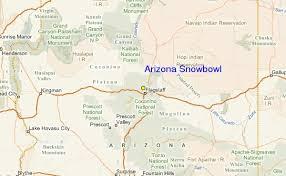 google map of arizona