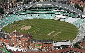 oval ground