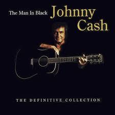 man in black johnny cash