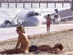 beach plane