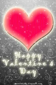 valentine day animation