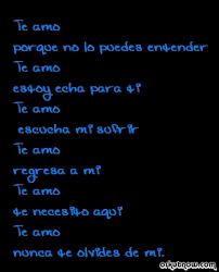 poema de amo