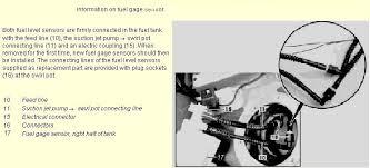 fuel tank sensor