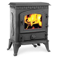 Thermal stores are ideal for use with unpumped heat sources and wood burning stoves