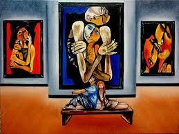 oswaldo guayasamin paintings