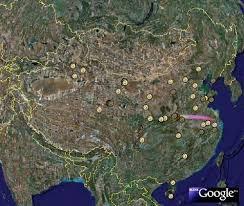 chinese google map