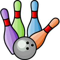 free clipart bowling