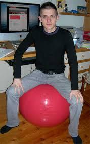 ergo ball chair