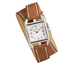 hermes cape cod watches