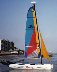 hobie wave catamaran
