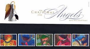 stamp presentation packs