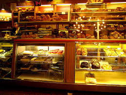 bakery counter