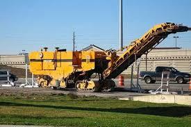 asphalt milling machines