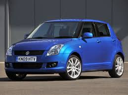 suzuki swift alloy