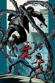 spiderman vs dr octopus