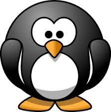 free penguin clip art