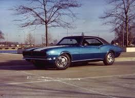 1968 camaro z28