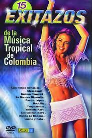 musica tropical de colombia