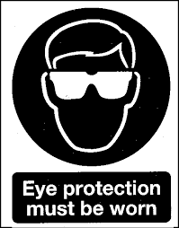 safety eye protection