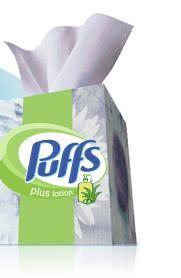 puffs plus tissues