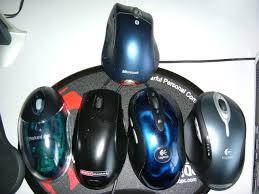 mouse mx510